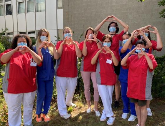 Team 13 Kardiologie Humboldt Klinikum